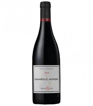 Chambolle Musigny 2014 Decelle-Villa